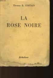 La Rose Noire - Couverture - Format classique