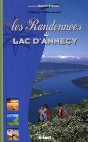 Les randonnées du lac d'annecy - Intérieur - Format classique