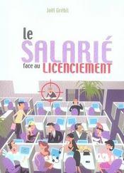 Le salarié face au licenciement - Intérieur - Format classique