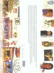 Carnets De Voyage 1 - 4ème de couverture - Format classique
