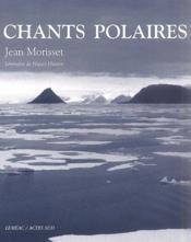 Chants Polaires - Couverture - Format classique