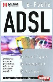 E-poche adsl -e2 - Intérieur - Format classique
