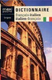 Dictionnaire français-italien / italien-français - Couverture - Format classique