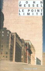 Le Point Limite - Couverture - Format classique