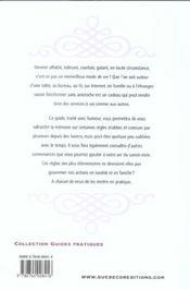 Le Guide Des Bonnes Manieres - 4ème de couverture - Format classique