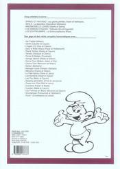 Recueil Spirou t.288 - 4ème de couverture - Format classique