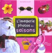 L'imagerie photos des saisons - Intérieur - Format classique