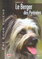 Berger Des Pyrenees - Intérieur - Format classique