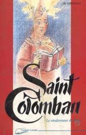 Saint Colomban - Couverture - Format classique