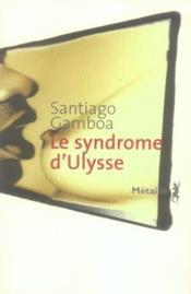 Le syndrome d'ulysse - Couverture - Format classique