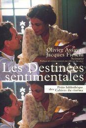 Destinees Sentimentales (Les) - Intérieur - Format classique