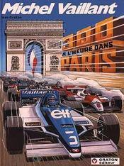 Michel Vaillant t.42 ; trois cents à l'heure dans Paris - Intérieur - Format classique