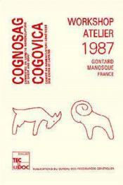Nomenclature genetique des ovins et caprins 1987 - Couverture - Format classique