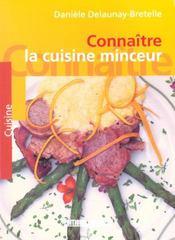 Minceur (Connaître la cuisine) - Intérieur - Format classique