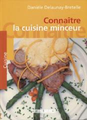 Minceur (Connaître la cuisine) - Couverture - Format classique