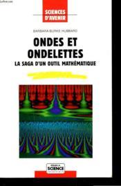 Ondes Et Ondelettes. - Couverture - Format classique