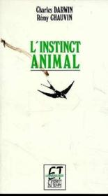 L'Instinct Animal - Couverture - Format classique