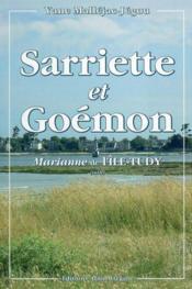 Sarriette Et Goemon - Couverture - Format classique