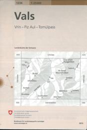 Vals - Couverture - Format classique