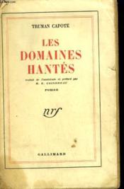 Les Domaines Hantes. - Couverture - Format classique