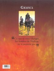 Vell'a t.2 ; le premier croyant - 4ème de couverture - Format classique