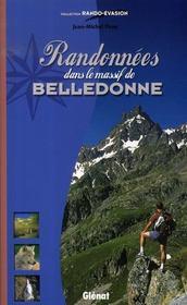 Randonnées dans le massif de belledonne - Intérieur - Format classique