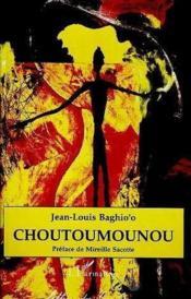 Choutoumounou - Couverture - Format classique