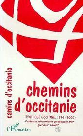 Chemins D'Occitanie - Intérieur - Format classique