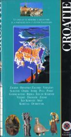 Croatie (Zagreb, Dubrovnik, Split, Zadar, Pula) - Couverture - Format classique