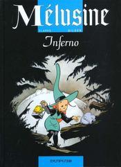 Mélusine t.3 ; inferno - Intérieur - Format classique