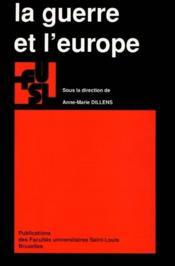 La Guerre Et L'Europe - Couverture - Format classique