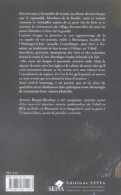 Taporndal ; petites chroniques du pays gor et d'ailleurs - 4ème de couverture - Format classique
