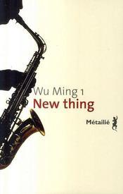 New thing - Intérieur - Format classique