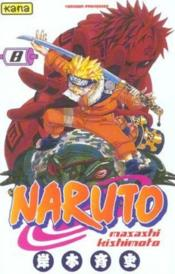 Naruto t.8 - Couverture - Format classique