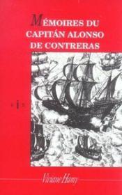 Memoires du Capitán Alonso de Contreras - Couverture - Format classique