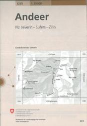 Andeer - Couverture - Format classique
