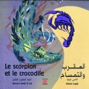 Le Scorpion Et Le Crocodile - Couverture - Format classique