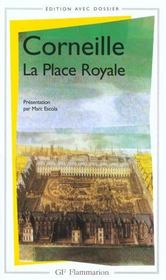 Vente  La place royale  - Pierre Corneille