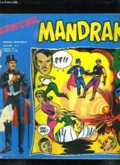 Special Mandrake N° 3. Juillet 1974. - Couverture - Format classique