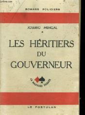Les Heritiers Du Gouverneur - Couverture - Format classique