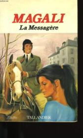 La Messagere. - Couverture - Format classique