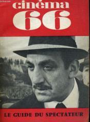 CINEMA 66 N° 111 - ENTRETIEN AVEC ROBERT ENRICO - LS NOUVEAUX FILMS DE BERGMAN et ANTONIONI - Couverture - Format classique