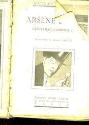 Arsene Lupin Gentleman Cambrioleur / Les Trois Crimes D'Arsene Lupin - Couverture - Format classique