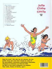 Ces Filles Sont Folles - 4ème de couverture - Format classique
