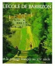 L'Ecole De Barbizon - Couverture - Format classique