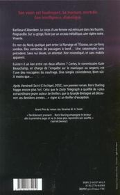 Vipere Noire - 4ème de couverture - Format classique
