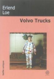 Volvo trucks - Couverture - Format classique