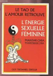 Tao De L'Amour Retrouve (Le) - Couverture - Format classique