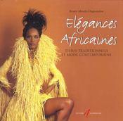 Élégances africaines. tissus traditionnels et mode contemporaine - Intérieur - Format classique