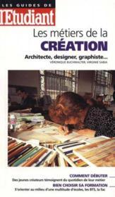 Les Metiers De La Creation 1999 - Couverture - Format classique